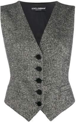 Dolce & Gabbana woven waistcoat