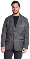 Men's Excelled Gray Classic Tweed Blazer
