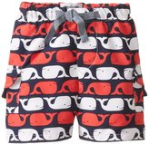 Mud Pie Baby-Boys Infant Whale Swim Trunks