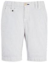 Rose Pistol Boys' Pinstriped Shorts - Sizes 8-14