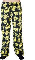 Pokemon Pokmon Pikachu Microfleece Pajama Pants