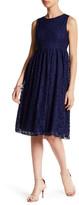 Velvet Torch Floral Lace Dress