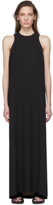 Julia Jentzsch Black Silk Xyla Dress