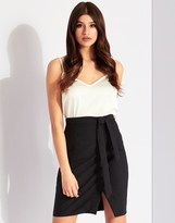 Lipsy Wrap Skirt