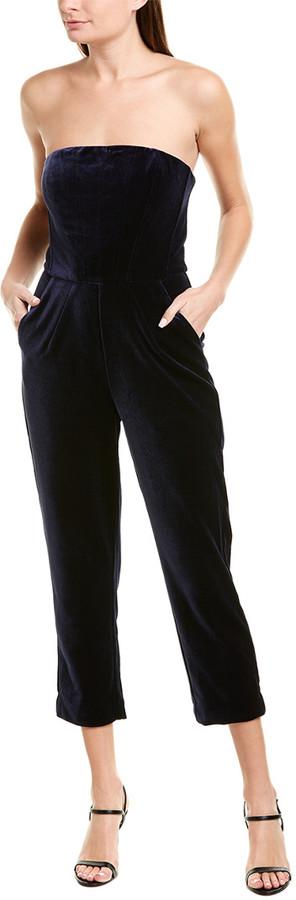 Nicholas Velvet Jumpsuit