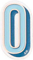Anya Hindmarch 'O' sticker - women - Goat Skin - One Size