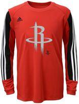 adidas Boys 8-20 Houston Rockets Prestige climalite Tee