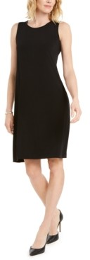 Alfani Scoop-Neck Dress, Created for Macy's