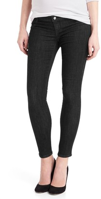 Gap Maternity inset panel easy jeggings