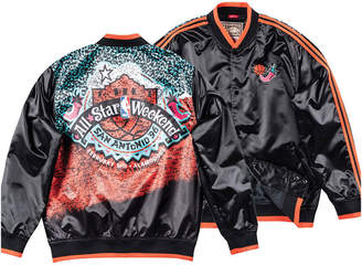 Mitchell & Ness Men Nba All Star Fashion All Star Satin Jacket