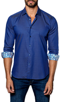 Jared Lang Spread Collared Sportshirt