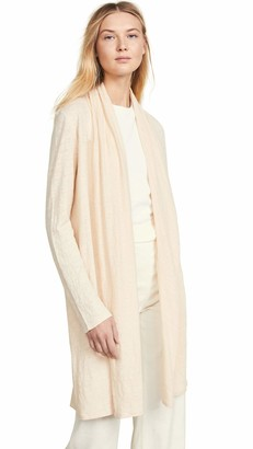 Theory Women's Shawl Long Cardigan