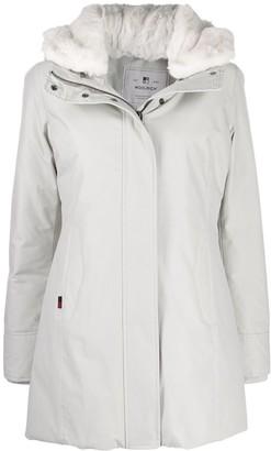 Woolrich Boulder parka coat