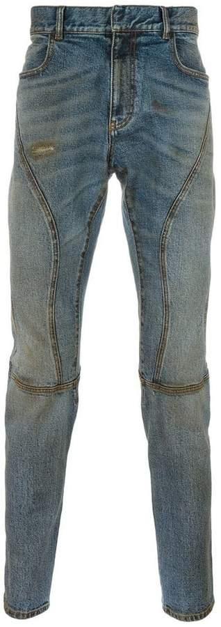 Faith Connexion bleach running jeans