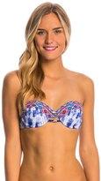 Roxy Swimwear Rise & Shine Bustia Bandeau Bikini Top 8116721