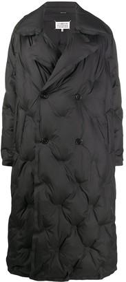 Maison Margiela Padded Long Coat