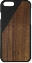 Native Union Black Clic Wood Case for iPhone 6