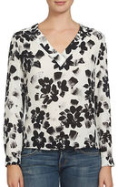 1 STATE Floral Printed Blouse
