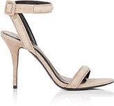 Alexander Wang Women's Antonia Ankle-Strap Sandals-BROWN