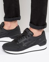 Asics Gel-respector Trainers In Black