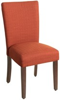 HomePop Solid Parson Dining Chair