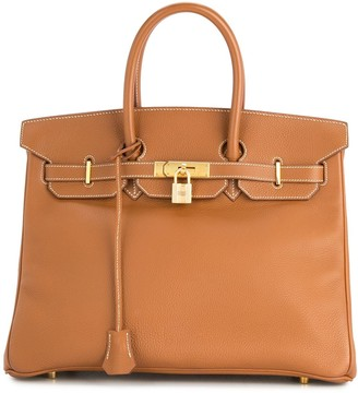 Hermes 1999 pre-owned Birkin 35 hand bag