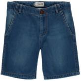 Sunchild Sale - Jojo Denim Cargo Bermuda Shorts