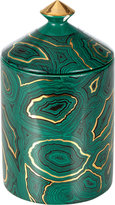 "Fornasetti Malachite"" Scented Candle"
