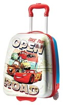 "American Tourister Disney Cars Hardside Carry On Luggage - Red/Blue (18"")"