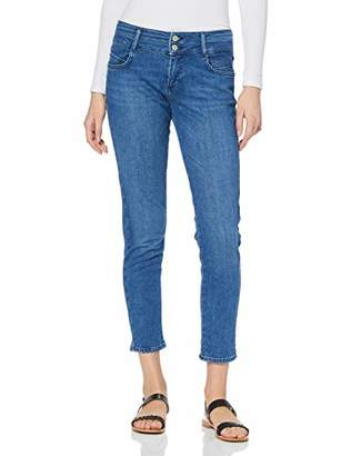 S'Oliver Women's 14.904.72.2342 Skinny Jeans, (Blue Denim Stretch 56z3)
