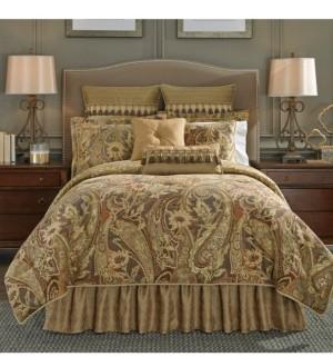 Croscill Ashton 4pc King Comforter Set Bedding