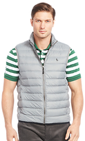 Polo Golf By Ralph Lauren Down Gilet, Perfect Grey