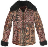 Rene Derhy Short Printed Padded Jacket