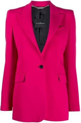 John Richmond Single-Breasted Tailored Blazer