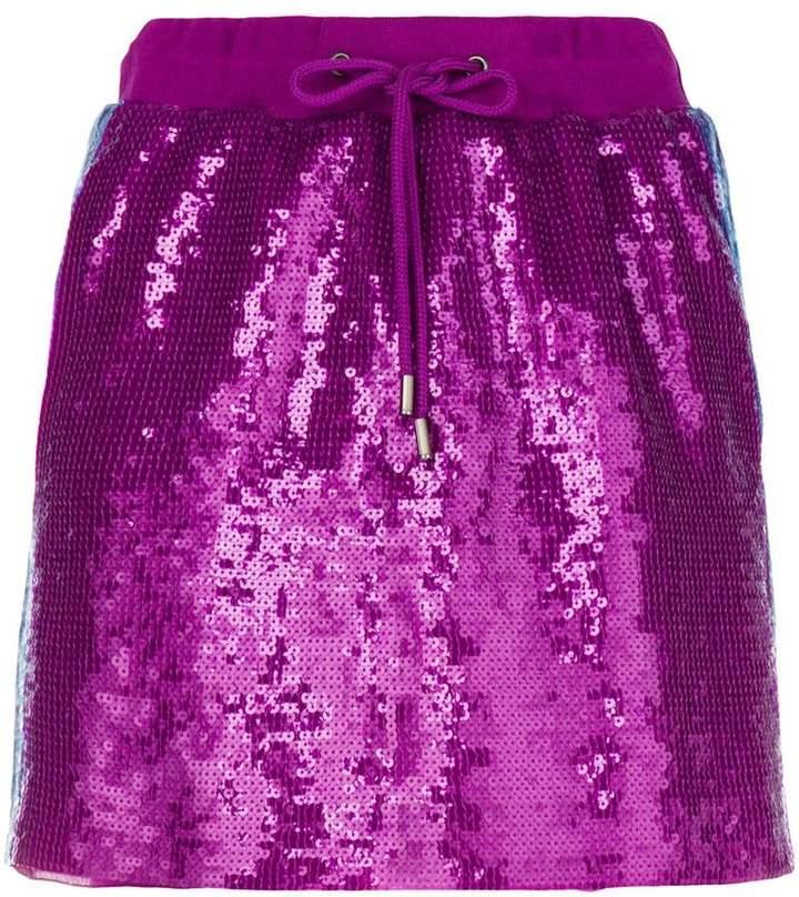 Alberta Ferretti Rainbow Week skirt