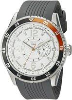 Esprit Men's ES104131001 Varsity Orange Analog Watch