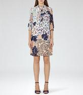 Reiss Jayda Printed Dress