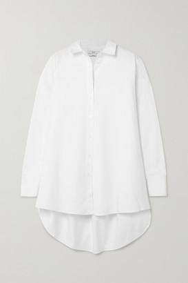 Co Cotton-poplin Shirt - White