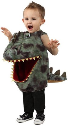 Feed Me Dino Costume Size 18M 2T