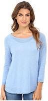 C&C California 3/4 Sleeve Solid Sweater
