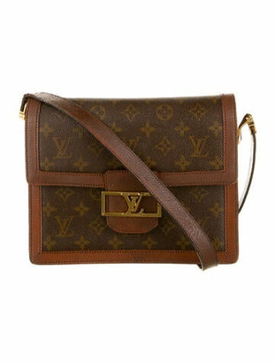 Louis Vuitton Vintage Monogram Dauphine Brown