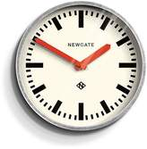 Newgate LUGGAGE WALL CLOCK GALVANISED - red - Green/Red/Red