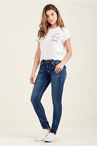 True Religion Jennie Curvy Super T Skinny Womens Jean