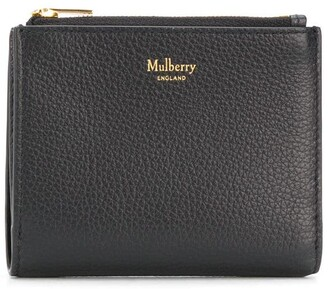 Mulberry New zipped card wallet