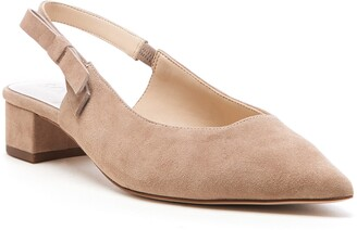 Sole Society Maelie Bow Slingback Pump