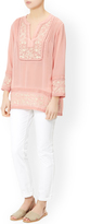 Monsoon Pip Embroidered Top