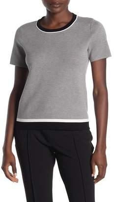 Calvin Klein Colorblock Knit T-Shirt