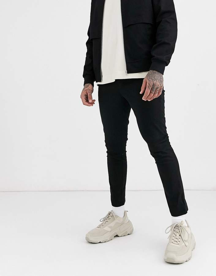 d2e2be03417 Asos Skinny Cropped Trousers - ShopStyle