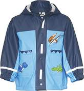 Playshoes Boys Waterproof Dinosaur Coat