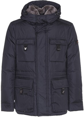 Peuterey Blue Aiptek Jacket